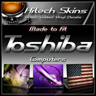 Laptop Notebook Skin Decal for Toshiba Satellite A505