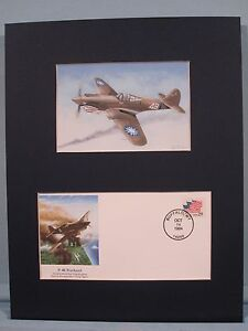 The-P-40-Warhawk-aka-the-Flying-Tiger-amp-Commerative-Cover