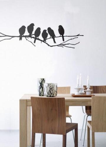 vinilo decorativo para pared calidad extra quiet birds