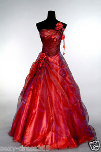 New-Red-Formal-Evening-Long-Gown-Prom-Ball-Bridesmaid-Dress-Size-6-8-10-12-14-16