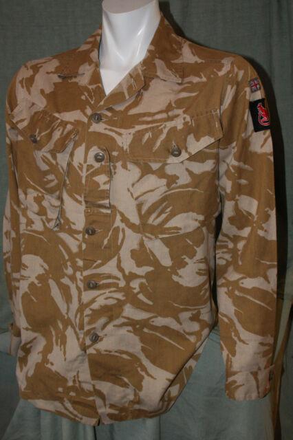 UK British Army DPM Desert, sas, para BDU shirt