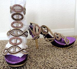 NIB-purple-gold-rhinestone-strappy-platform-heels-shoes-6