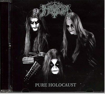 IMMORTAL PURE HOLOCAUST SEALED CD NEW
