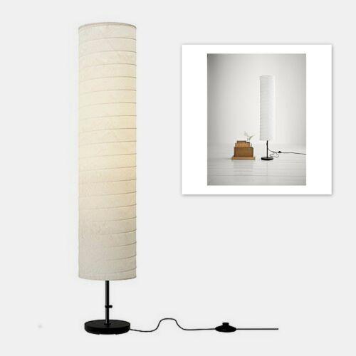 IKEA HOLMO Floor Lamp, BRAND NEW MODERN WHITE