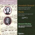 Sterndale Bennett: Piano Concerto No. 4; Caprice in E major; Bache: Piano Concerto (2007)