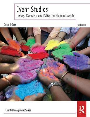 Event Studies, Second Edition: Theory, Research and Policy for Planned-ExLibrary