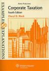 Corporate Taxation by Cheryl D Block (Paperback / softback, 2009)