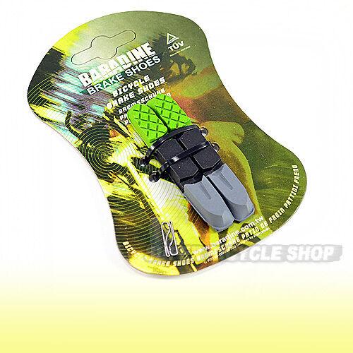 BARADINE Brake V-Brake 3-Color Pads