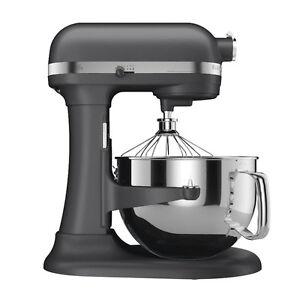 Image Is Loading KitchenAid RKP26M1Xdp Pro 600 Stand Mixer 6 Qt