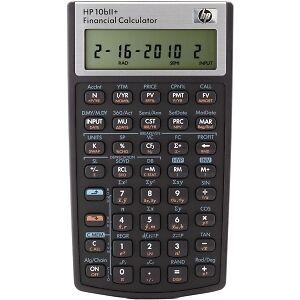Financial Calculator Online >> Hp 10bii Financial Calculator For Sale Online Ebay
