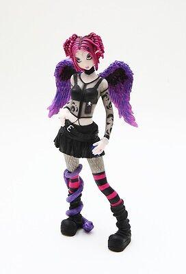 "Myka Jelina Gothic Fairy Natasha Statue Royal Angelic Alliance 7""H Figurine"