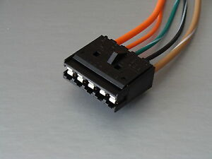 Details About 85 89 Tpi Camaro Corvette Firebird Fuel Pump Relay Wiring Harness Connector