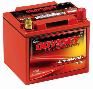 pc 1200t odyssey battery pc1200t custom car dry cell battery 0 ship usa ebay. Black Bedroom Furniture Sets. Home Design Ideas