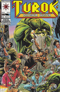 Turok-Dinosaur-Hunter-2-1993-Valiant-Comic