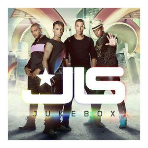 JLS    JUKE BOX  2011 CD
