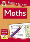 Practise & Learn: Maths (ages 8-9) by CGP Books (Paperback, 2011)