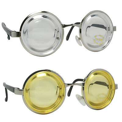 Thick Glass Bottle Clear Glasses Sunglasses Geek Costume Nerd Party Halloween