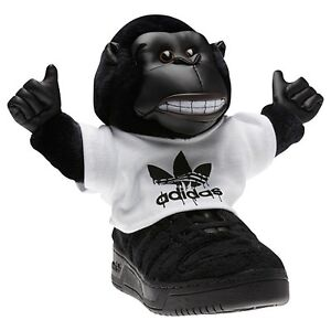 Adidas Jeremy Scott Gorilla