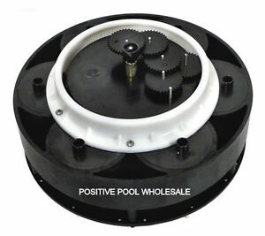 Paramount in floor pool 6 port valve module 004302440800 004 302 4408 00 ebay for Pop up swimming pool maintenance