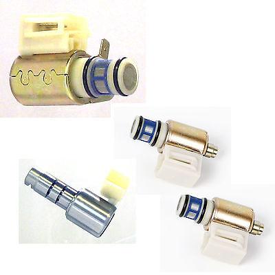 4L30E Transmission 4 Piece Solenoid Set Shift TCC Band 1990-1999 NEW GM Isuzu