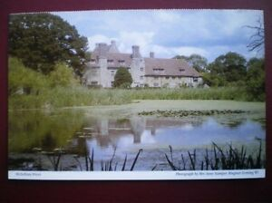 POSTCARD-SUSSEX-MICHELHAM-PRIORY