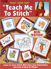 Teach Me to Stitch by Kooler Design Studio (Paperback, 2012)