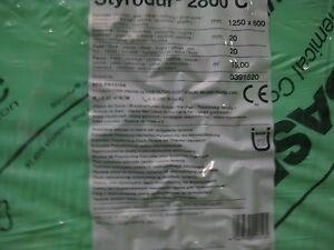 styrodur 2800 c 20 mm deutsches qualit tsprodukt direkt vom fachh ndler ebay. Black Bedroom Furniture Sets. Home Design Ideas