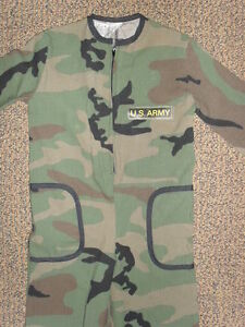 RUBIE-039-S-Boys-SMALL-U-S-ARMY-CAMOUFLAGE-COSTUME-One-Piece-OUTFIT