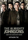 The Almighty Johnsons - Series 1 - Complete (DVD, 2012, 4-Disc Set)