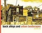 Back Alleys and Urban Landscapes by Michael Cho (Paperback, 2013)