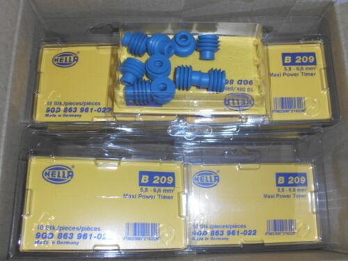 120 Stück Dichtung B 209 Maxi Power Timer 5,8-6,6 mm²  NEU  9GD 863 961-022