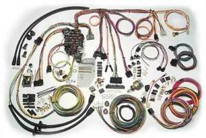 1955 1956 chevy belair 210 150 classic update wiring harness ebay. Black Bedroom Furniture Sets. Home Design Ideas