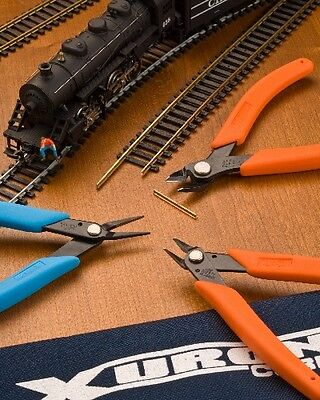TOOL KIT RAILROADER'S MODELERS XURON TK 2200 RAILROADER MODEL HOBBY TOOL KIT USA