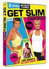 Get Slim With The Stars - Vicky Entwistle / Beverly Callard (DVD, 2011, 2-Disc Set)