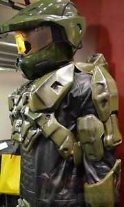 ... Halo-3-Master-Chief-Supreme-Edition-Adult-Costume- & Halo 3 Master Chief Supreme Edition Adult Costume w Deluxe Helmet ...