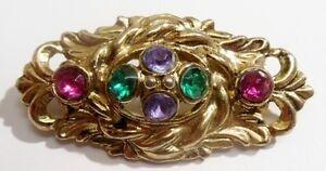 broche-vintage-cabochon-couleur-finement-travaille-bijou-couleur-or-2535