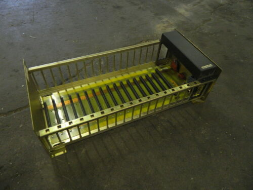 Cincinnati Acramatic Base Board 3-531-3849A /& 16 Slot Rack Cage 3-424-1890A,Used
