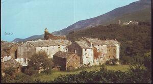 1976 -- SISCO CORSE U339 - France - 1976 -- SISCO CORSE U339 il ne s'agit pas d'une carte postale , mais d'un beau document paru dans la rare touring, en 1976 le document GARANTI D'EPOQUE est en tres bon état et présenté sur carton d'encadrement format 240 x135 mm FRAIS D ENVOI  - France