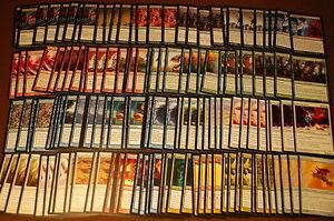 MTG-Magic-Cards-EDH-Commander-Collection-140-Rares