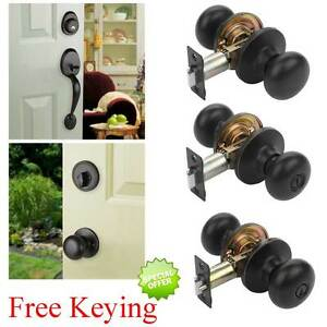 Image Is Loading Tahoe Aged Oil Rubbed Bronze Door Hardware Knobs