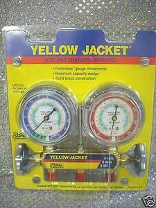 Yellow Jacket Vacuum Pump