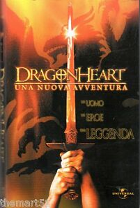 Dragonheart-Una-nuova-avventura-2000-VHS-Universal