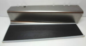 Ford-Model-A-Running-Board-w-Splash-Guard-Set-Stainless-Steel-Trim-30-1930