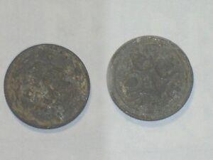 049 NIEDERLANDE - 10 Cent 1941 - Zink - Waldkraiburg, Deutschland - 049 NIEDERLANDE - 10 Cent 1941 - Zink - Waldkraiburg, Deutschland