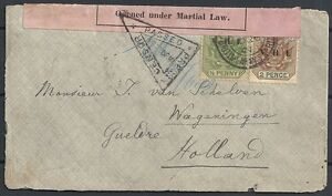 South Africa covers 1901 cens Boer Warcover Pretoria