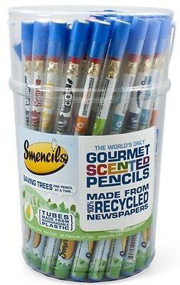 Classic Smencils, 10 Gourmet Scented Pencils