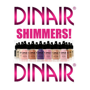 DINAIR-AIRBRUSH-MAKEUP-Face-and-Body-SHIMMERS-25-oz-1-Bottle