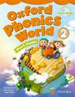 Oxford Phonics World: Level 2: Student Book with MultiROM by Oxford University Press (Mixed media product, 2012)