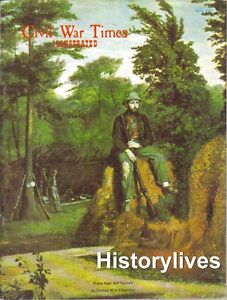 ZZ1704 VINTAGE CIVIL WAR TIMES ILLUSTRATED APR 1963 SHILOH BLUNDERS AND BLAME