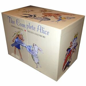 The-Complete-Alice-Adventures-in-Wonderland-22-Books-Set-Collection-NEW-NO-BOX